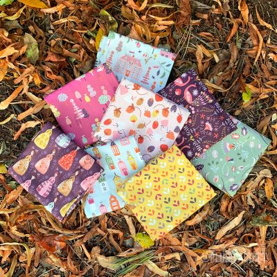 Dashwood Studio - Elinor - Fat Quarter Bundle - 7 Fabrics