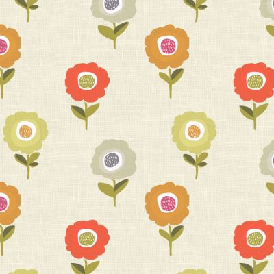 Elsa - Tutti Fruity - Curtain Fabric