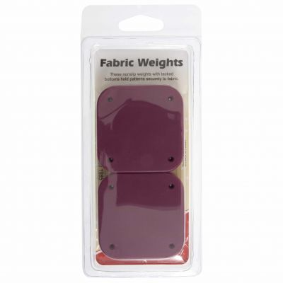 Fabric Weights pack of 2
