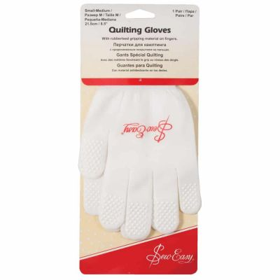 Sew Easy Quilting Gloves - Small/Medium
