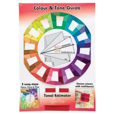 Sew Easy Colour Wheel With Total Estimator