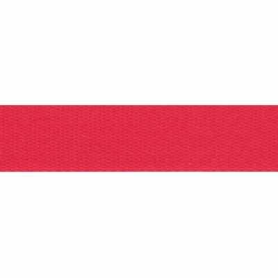 Premium Quality Cotton Tape - 14mm Wide - Red