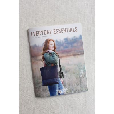 Everyday Essentials 3 Pattern Booklet - Noodlehead Pattern
