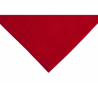 Wool Felt 90cm Wide - Oriental Red