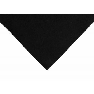 Wool Felt 90cm Wide - Black