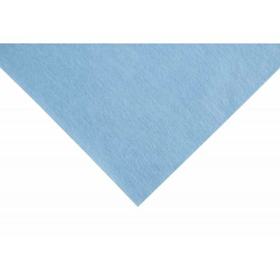 Wool Felt 90cm Wide - Baby Blue