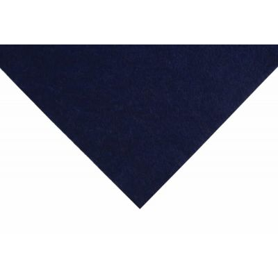 Wool Felt 90cm Wide - Midnight