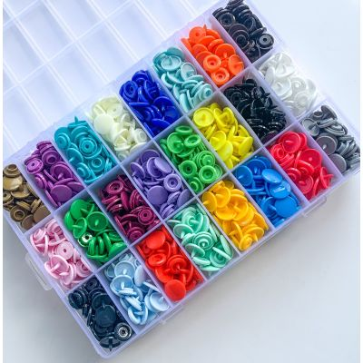 Box Set of KAM Snaps - 24 Colours - 15 Sets Per Colour