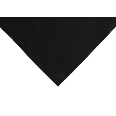 Acrylic Craft Felt Fabric 90cm Wide - Black