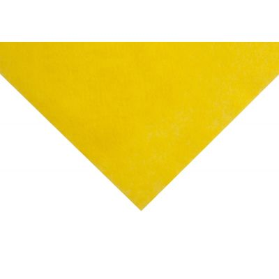 Acrylic Craft Felt Fabric 90cm Wide - Yellow