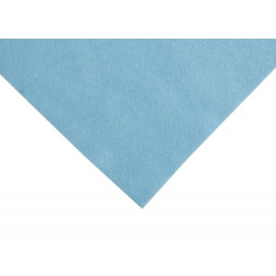 Acrylic Craft Felt Fabric 90cm Wide - Baby Blue