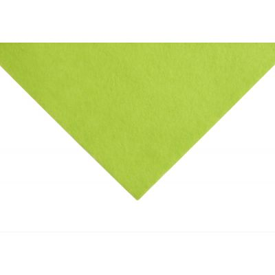 Acrylic Craft Felt Fabric 90cm Wide - Lime