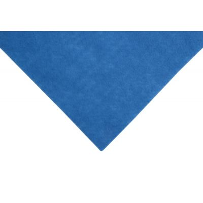 Acrylic Craft Felt Fabric 90cm Wide - Crystal Blue