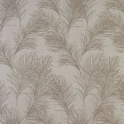 Feather - Natural - Curtain Fabric