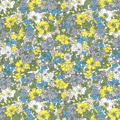 Regency Cotton Lawn Fabric - Flower Carpet