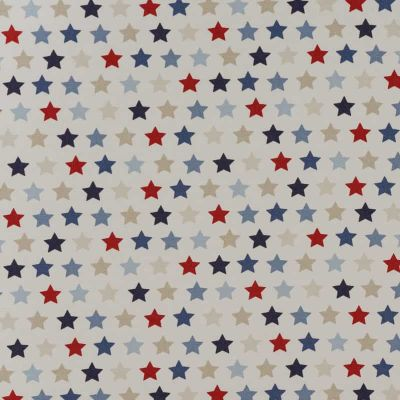Starry - Blue - Curtain Fabric