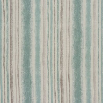 Garda Stripe - Cornflower - Curtain Fabric