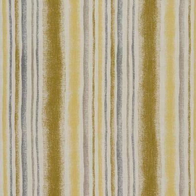 Garda Stripe - Ochre - Curtain Fabric