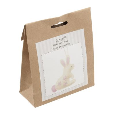 Trimits Felt Decoration Kit: Bunny