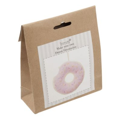 Trimits Felt Decoration Kit: Doughnut