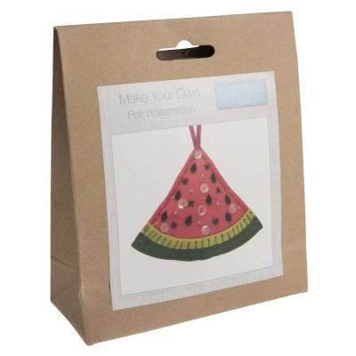 Trimits Felt Decoration Kit: Watermelon