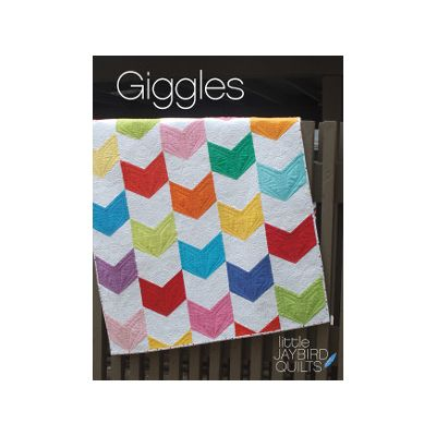 Jaybird Quilt Patterns - Giggles Quilt Pattern