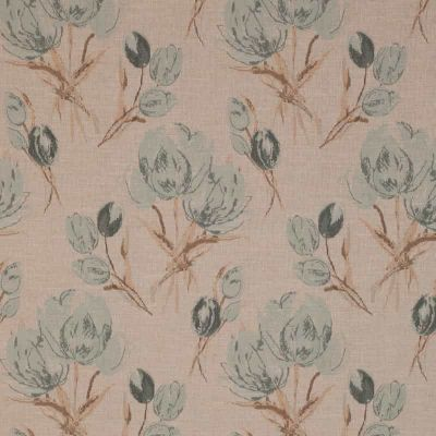 Porter & Stone - Gigi - Duck Egg - Curtain Fabric