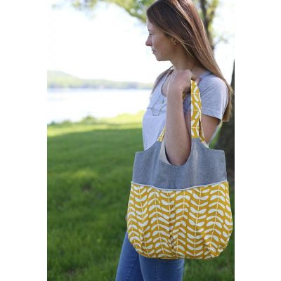 Go Anywhere Bag - Noodlehead Pattern