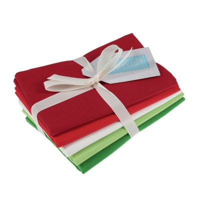 Trimits Fat Quarter Bundle - Festive - 5 Fabrics