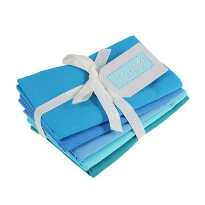 Trimits Fat Quarter Bundle - Seaside - 5 Fabrics