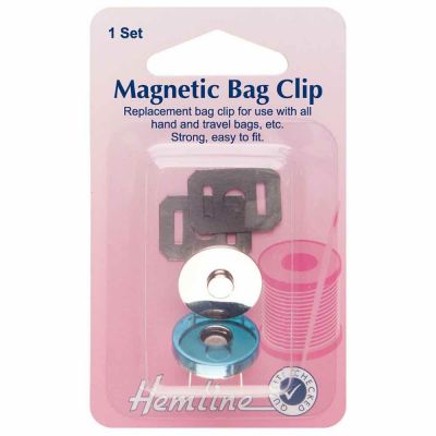 Magnetic Bag Closure 32mm