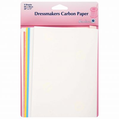 Large Dressmakers Carbon Paper Hemline