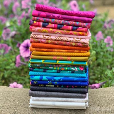 Andover - Handiwork By Alison Glass - Fat Quarter Bundle - 25 Fabrics