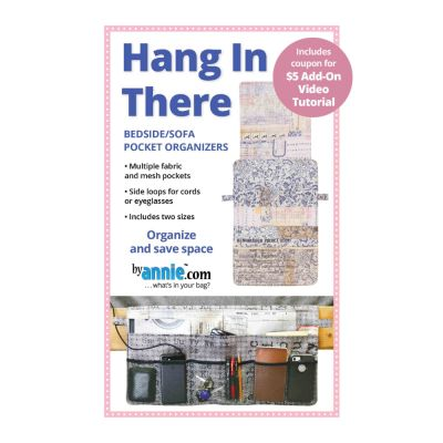 ByAnnie Sewing Pattern - Hang in There