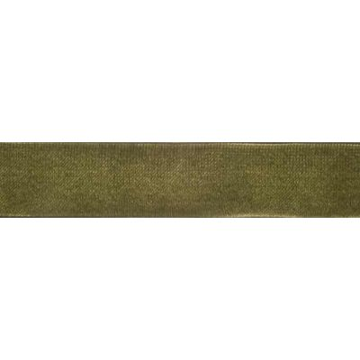 Berisfords Moss Velvet Ribbon