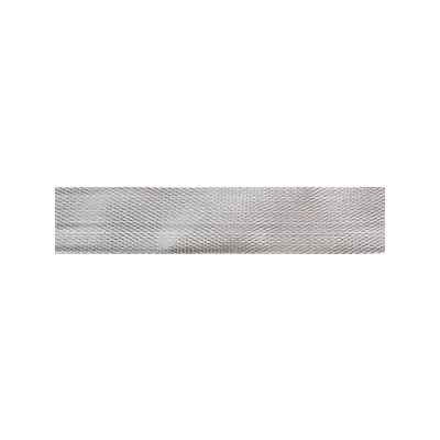 Metallic Silver Ribbon 5m Rolls From 7mm to 25mm Wide