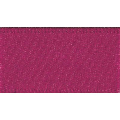 Berisfords Wine Double Satin Ribbon - All Widths