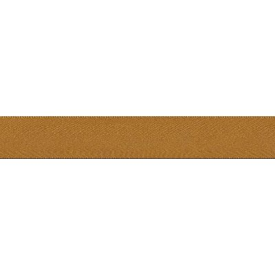 Berisfords Old Gold Double Satin Ribbon - All Widths