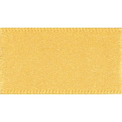 Berisfords Gold Double Satin Ribbon - All Widths