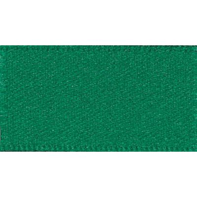 Berisfords Hunter Green Double Satin Ribbon - All Widths