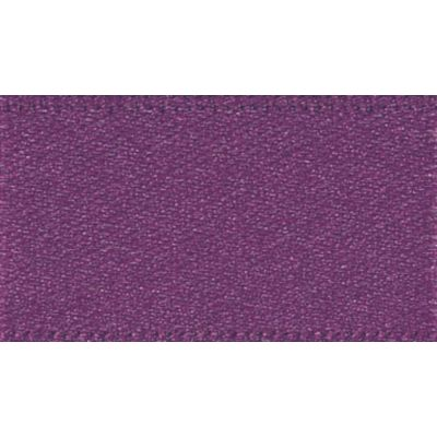 Berisfords Plum Double Satin Ribbon - All Widths