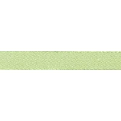 Berisfords Lime Double Satin Ribbon - All Widths