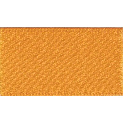 Berisfords Marigold Double Satin Ribbon - All Widths