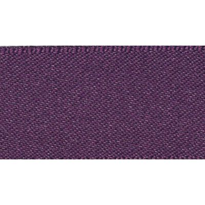 Berisfords Blackberry Double Satin Ribbon - All Widths