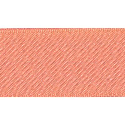 Berisfords Fluorescent Orange Double Satin Ribbon - All Widths