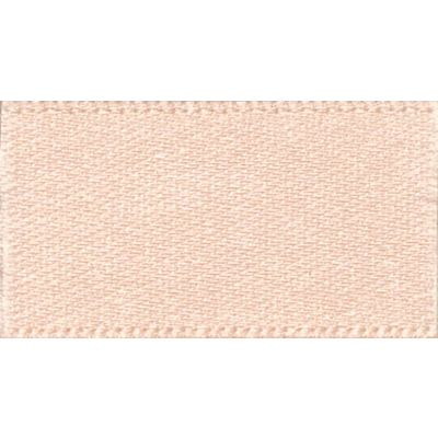 Berisfords Peach Double Satin Ribbon - All Widths