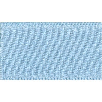 Berisfords Cornflower Double Satin Ribbon - All Widths