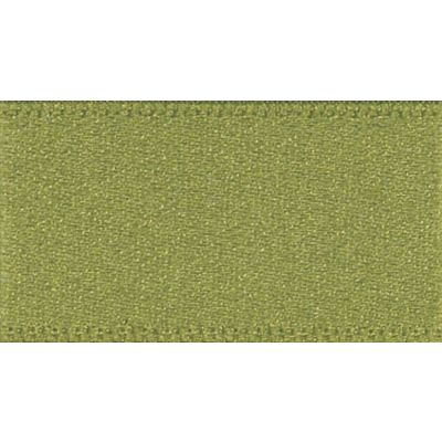Berisfords Moss Double Satin Ribbon - All Widths