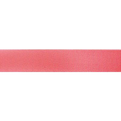 Berisfords Coral Grosgrain Ribbon - All Widths