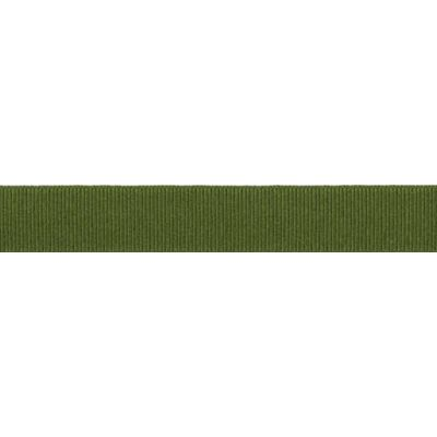 Berisfords Moss Grosgrain Ribbon - All Widths
